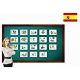 Tarjetas con ilustraciones en español - Rutina diaria - a modo de juego, amplían el vocabulario...