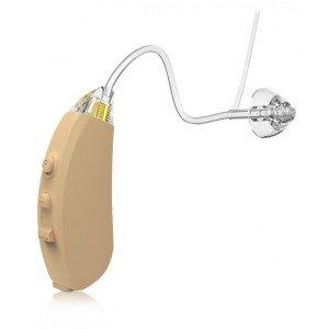 Audioactive Amplificador de sonido personal BTE activo de audio, dispositivo de ayuda auditiva, 2...