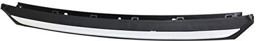 Front Bumper Trim Compatible with HONDA ACCORD 2013-2015 Garnish Chrome Sedan USA Built