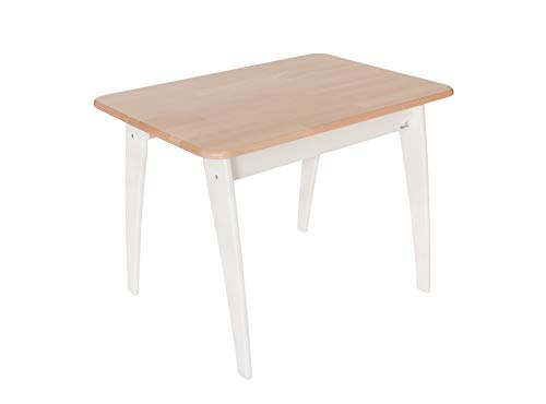 Geuther Table enfant collection Bambino, 2620 blanc/naturel