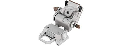 Learn More About CNC Machined Breakaway NVG Mount (Gray)