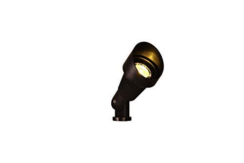LED Landscape Lighting Fixture in Black (BPL-104-BLK-5W)