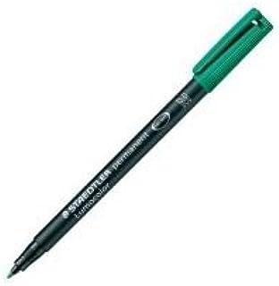 (業務用10セット)ステッドラー ルモカラー 317-5 油性細書 緑 ds-1470752