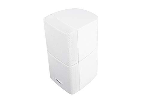 Bose Acoustimass Series III - Altavoz de doble cubo, color blanco