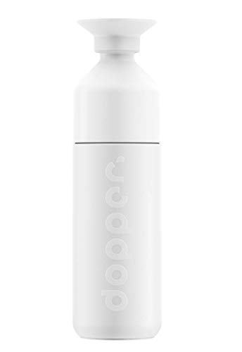 dopper Insulated (580 ml) - Wavy White - Thermos Isolierflasche