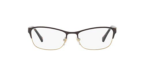Vogue 0Vo4057B Monturas de gafas, Brown/Pale Gold, 52 para Mujer