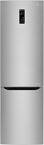 LG GBB60NSFFS nevera y congelador Independiente Acero inoxidable 343 L A+++ - Frigorífico (343 L, SN-T, 10 kg/24h, A+++, Compartimiento de zona fresca, Acero inoxidable)