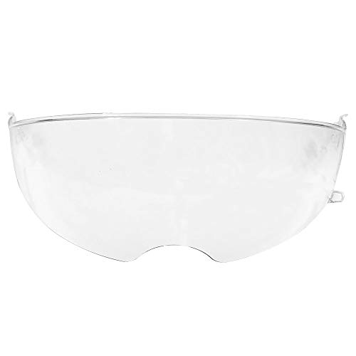 Clear Visor for ILM Half Helmet Motorcycle Open Face Sun Visor Quick Release Buckle DOT Approved Cycling Motocross Suits Men Women