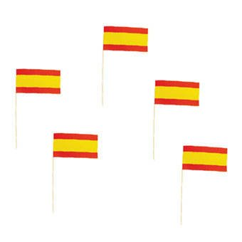 PARTY DISCOUNT Party-Picker Spanien 50 Stück