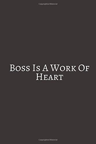 boss Is A Work: Pink Black Floral Watercolor Journal, Large 8.5 x 11 Softcover Journal, Diary & Notebook For the Everyday Girl Boss With 110 College ... Girl Boss With 110 College Ruled Pages