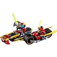 Building - Kit LEGO Ninjago 70600 Ninja Bike Chase