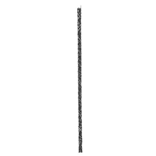 Juego de hojas de sierra recíproca con dientes en espiral para cortar madera, metal y madera con(2#saw blade)