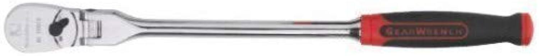 GearWrench Schaltknauf, 3 8-Zoll-Antrieb, gepolsterter Griff, versetzter Flex-Griff, 84 Zähne, Zähne, Zähne, Knarre bündig montiert, EIN- Aus-Hebel, tropfenförmig, Doppelmaterial, Komfortgriff Hand B076VXSNWN | Zart  63726c