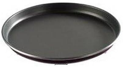 Plato para función Crisp de microondas Whirlpool MAX28 diámetro: 27 cm, altura: 10,5 cm
