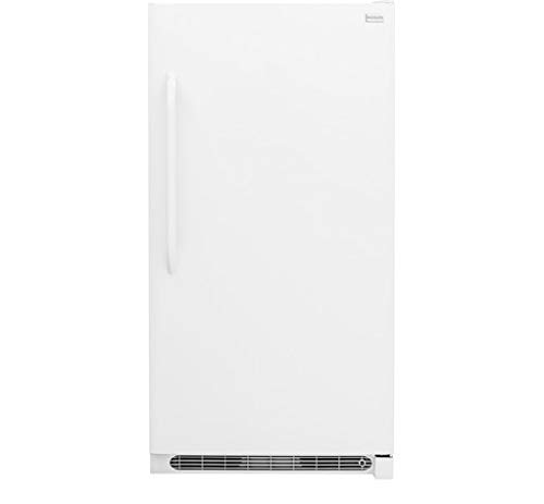 Frigidaire FFFU17M1QW  34 Inch White Freestanding Upright Freezer
