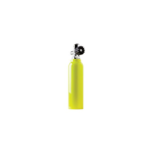 Catalina Pony Bottle Tanks, Yellow with Pro Valve - 13 Cu.