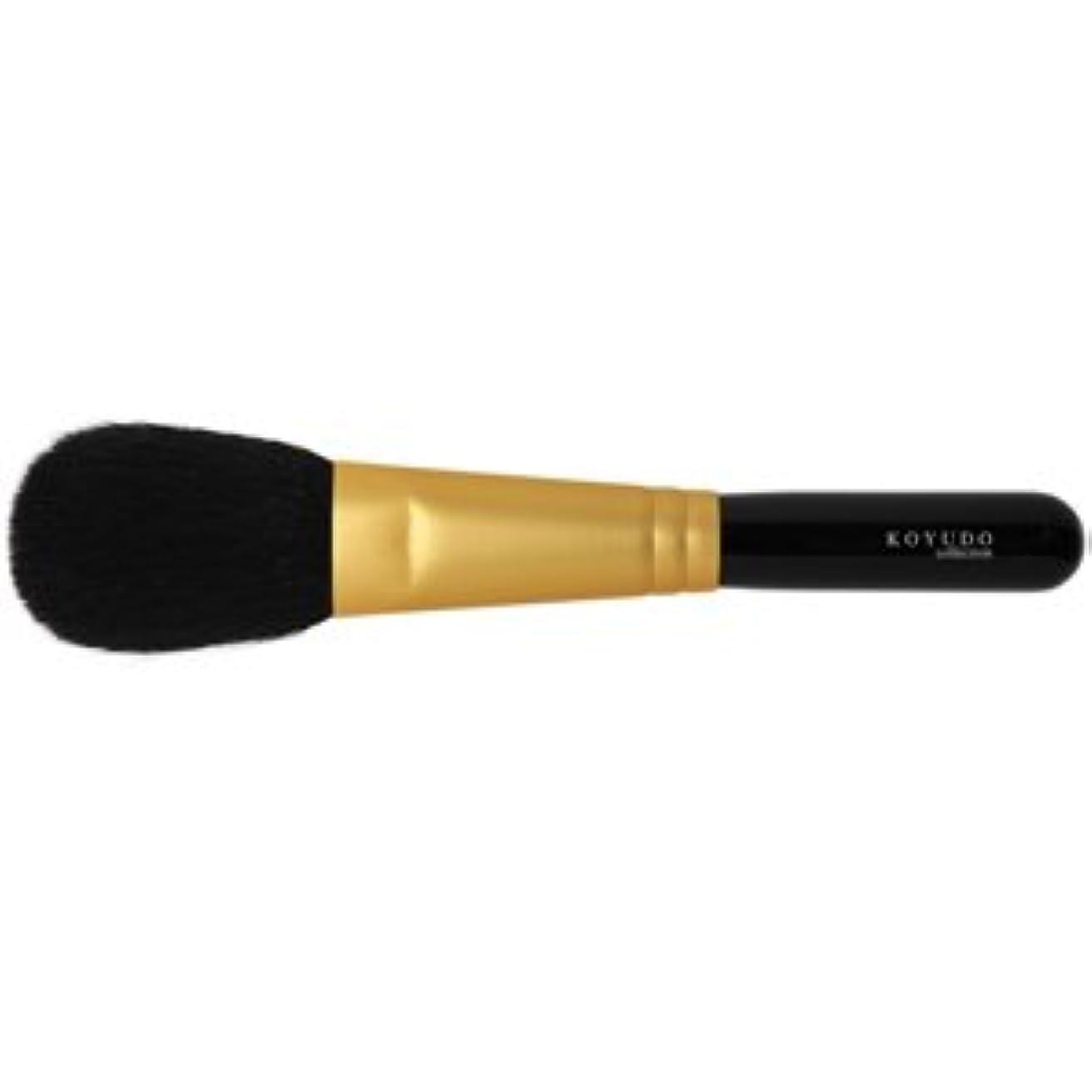 もっとブラザー反毒熊野 化粧筆 AG002 チークブラシ ビギナー シリーズ