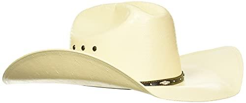 Justin Men's 20X Black Hills Hat, Natural, 7 1/8