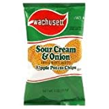 Wachusett Sour Cream & Onion Chips, 1-Ounce Bags (18 pack)