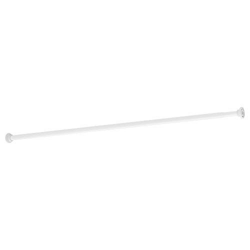 IKEA BOTAREN - Duschvorhangstange Weiß