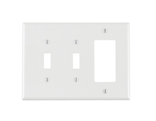 Top combination wall plates for light switches for 2020