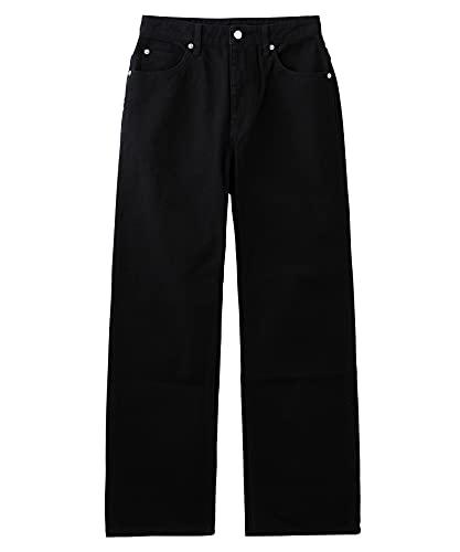 [エックスガール]ハイウエストルーズフィットパンツ HIGH WAISTED LOOSE FIT PANTS