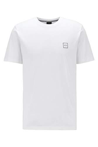 BOSS Tales Camiseta, Blanco (White 100), Small para Hombre
