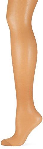 Nur Die Damen Leichte Beine Strumpf Matt Fein Strumpfhose, Braun (Mandel 116), 48 (Herstellungsgröße: 44-48=L)