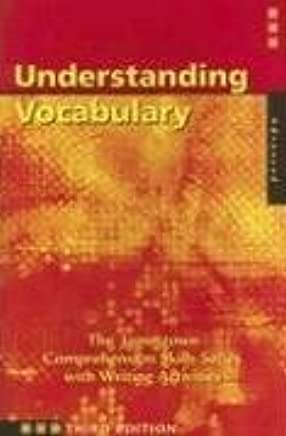 Comprehension Skills: Understanding Vocabulary (Advanced) by Glencoe/ McGraw-Hill - Jamestown Education (2000-06-01)
