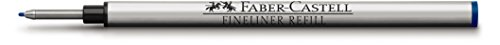Graf di Faber-Castell - Ricarica per Fineliner, colore: blu