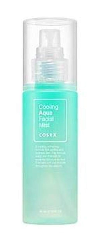 共産主義者トーク伝導率[COSRX] Cooling Aqua Facial Mist 80ml /[コースアールエックス] クーリング アクア フェイシャル ミスト 80ml [並行輸入品]