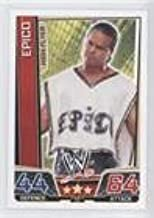 Epico (Trading Card) 2013 Topps WWE Slam Attax Superstars - [Base] #72