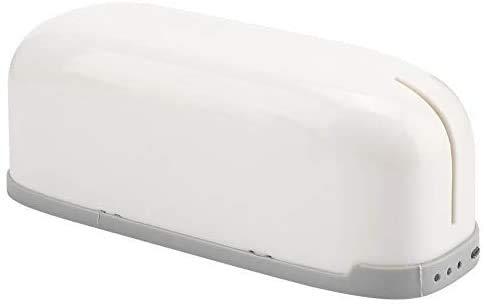 JIALI Refrigerador Desodorante purificador de Aire de esterilización generador de ozono desodorización Olor Eliminator (batería),Batería
