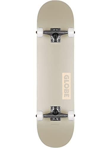 skateboard 68 cm Globe Skateboard Goodstock complete Off White 8.0