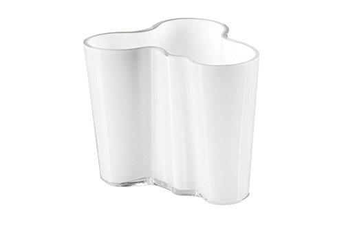 Aalto - Set de jarrones, 2 unidades, color blanco