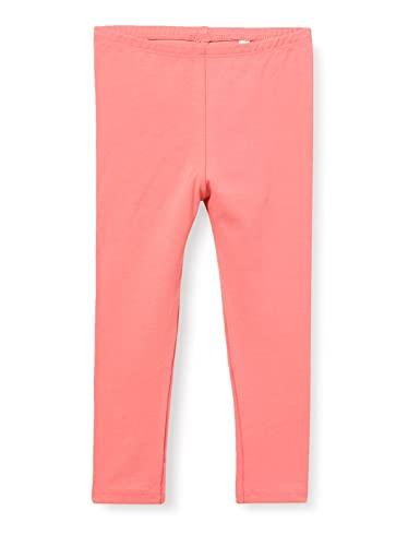 Sanetta Baby-Mädchen Hose aus Strickstoff rosa Leggings, Light pink, 80