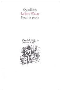 Pezzi in prosa (In ottavo)