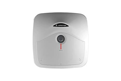 Ariston Andris R, termo eléctrico 30 litros, 230 V, blanco, Fabricado para ser instalado en España