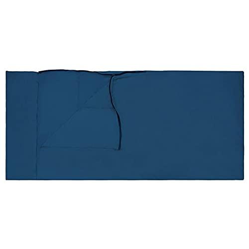 zhangsan Saco de dormir Liner Comfy Easy Care Lightweight Travel Sheet Bag perfecto para viajes y camping