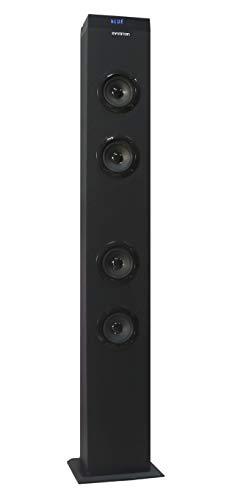 Altavoz Torre DE Sonido ST-K20 INFINITON (Bluetooth, USB/SD, Mando A Distancia) (Negra)