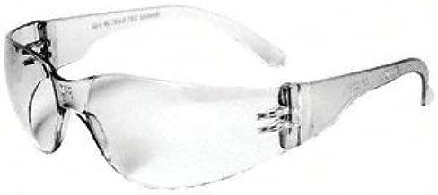 C.R. LAURENCE MR01C CRL Radians Mirage Clear Safety Glasses