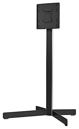 TabloKanvas Soporte de TV para televisores de 19-40 Pulgadas máximo 30 kg máx. VESA 20 0x200 - Negro (Color : Black)