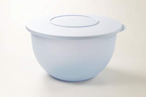 Tupperware Junge Welle Schüssel 4,3 L hellblau Servierschüssel Servieren Schale 36778