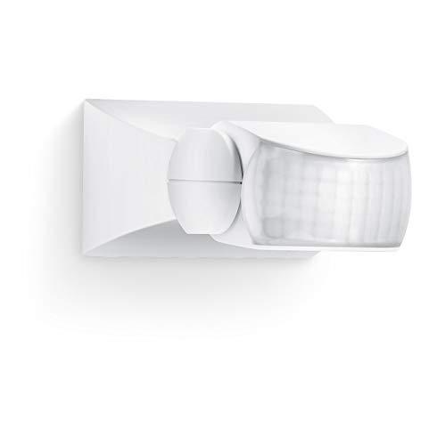 Steinel IS 1 bewegingsmelder, wit, voor binnen en buiten, 120C bewegingsmelder, 10 m bereik, op- en inbouw, IP54