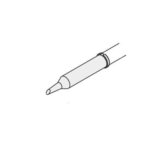 Ersa 0102ADLF15/10 Lötspitze für i-Tool, Gerade, Angeschrägt, 1.5mm,...