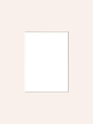 Nielsen Fertig-Passepartout 40x50 cm für 28x35 cm weißdorn