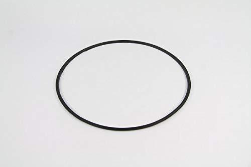 3x Barhocker schwarz Schutzring Außendurchmesser 41 cm Kratzschutz
