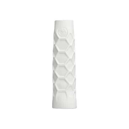Bullpadel HESACORE GP712 TOURGRIP 012 S Grip, Adultos Unisex, Blanco (Blanco), Talla Única