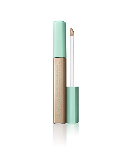 Almay Clear Complexion Oil-Free Concealer, Light/Medium [200], 0.18 oz ( Pack of 2)