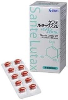 参天製薬 サンテルタックス20 +ビタミン&ミネラル 90粒